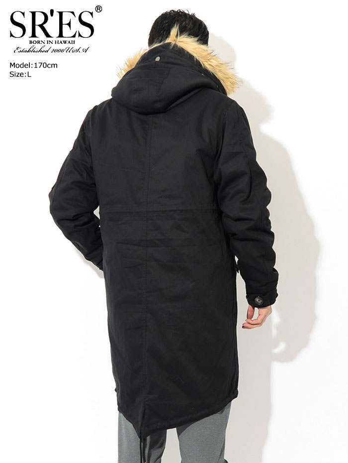 SRSエスアールエスのジャケット Phantom Mods Coat03