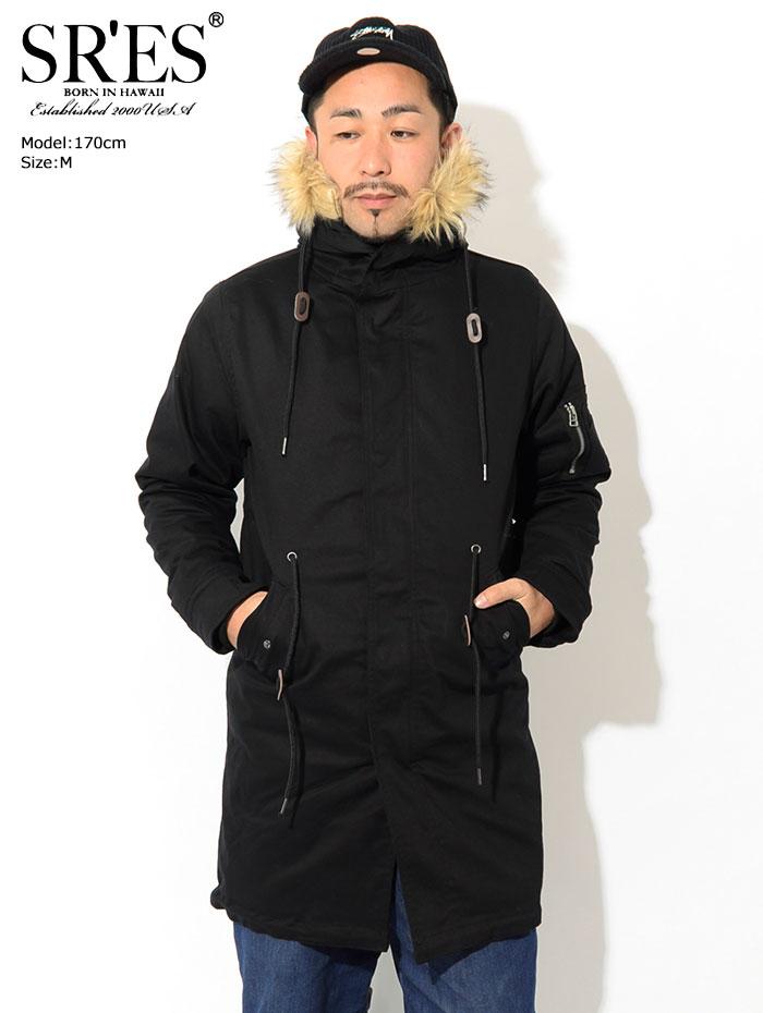 SRSエスアールエスのジャケット Phantom Mods Coat05