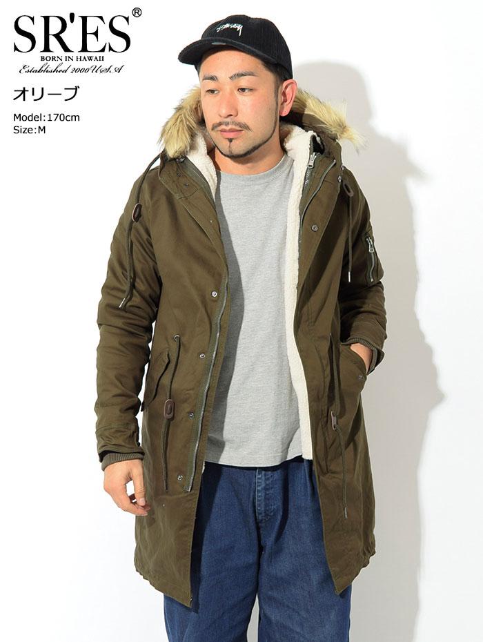 SRSエスアールエスのジャケット Phantom Mods Coat06