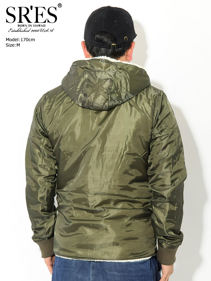 SRSエスアールエスのジャケット Phantom Mods Coat08