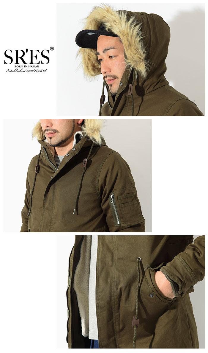 SRSエスアールエスのジャケット Phantom Mods Coat09