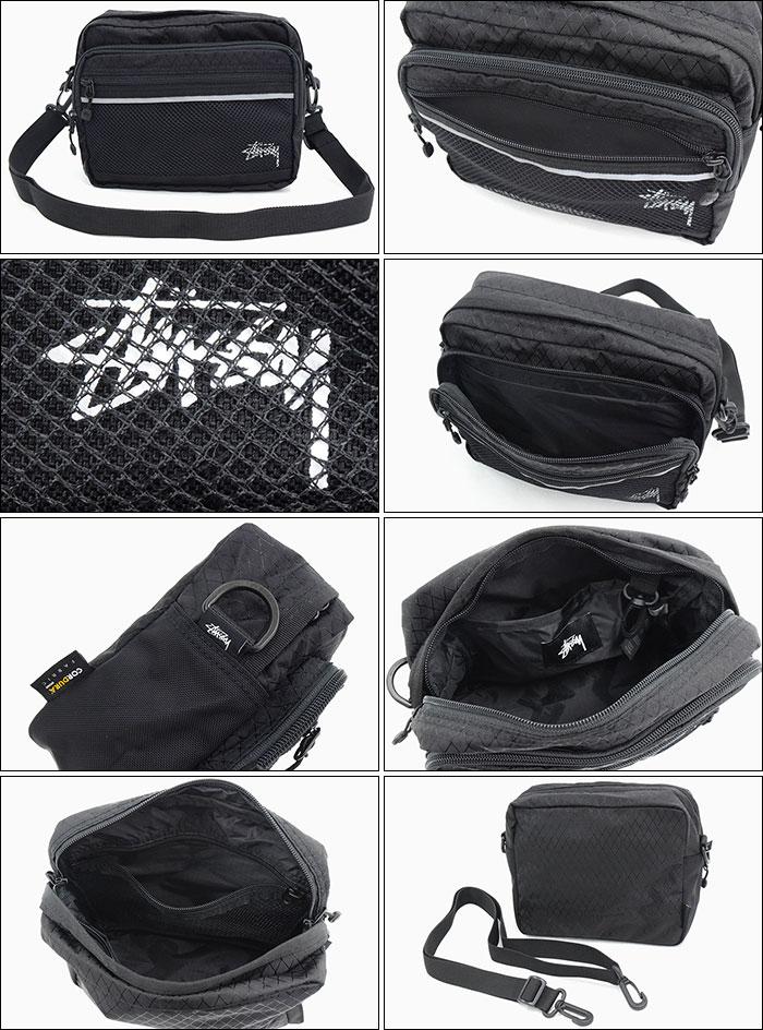 STUSSYステューシーのショルダーバッグ Diamond Ripstop Shoulder Bag03