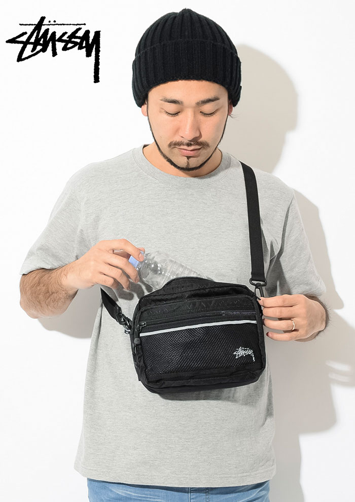 STUSSYステューシーのショルダーバッグ Diamond Ripstop Shoulder Bag02