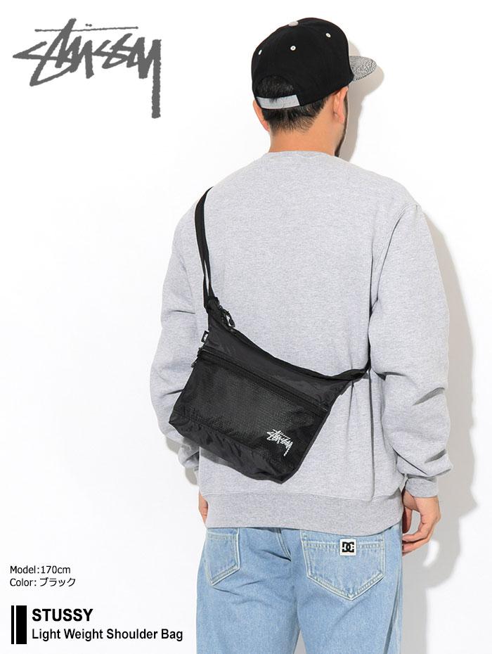STUSSYステューシーのショルダーバッグ Light Weight Shoulder Bag01