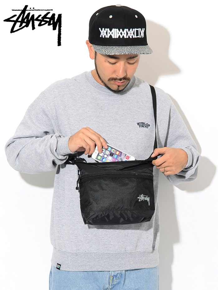 STUSSYステューシーのショルダーバッグ Light Weight Shoulder Bag02