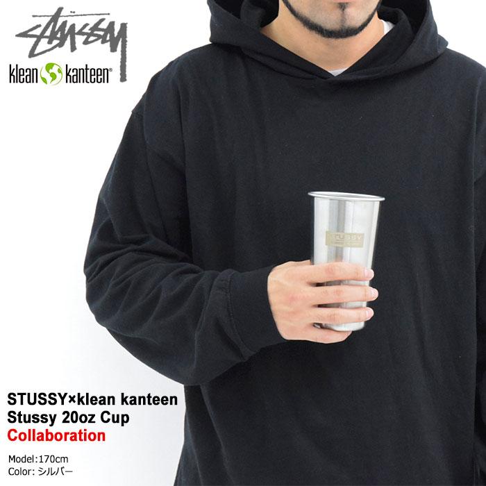 STUSSYステューシーの小物 klean kanteen Stussy 20oz Cup01