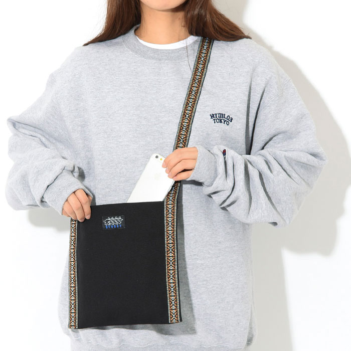 STUSSYステューシーのショルダーバッグ WOMEN Trial Webbing Bag02