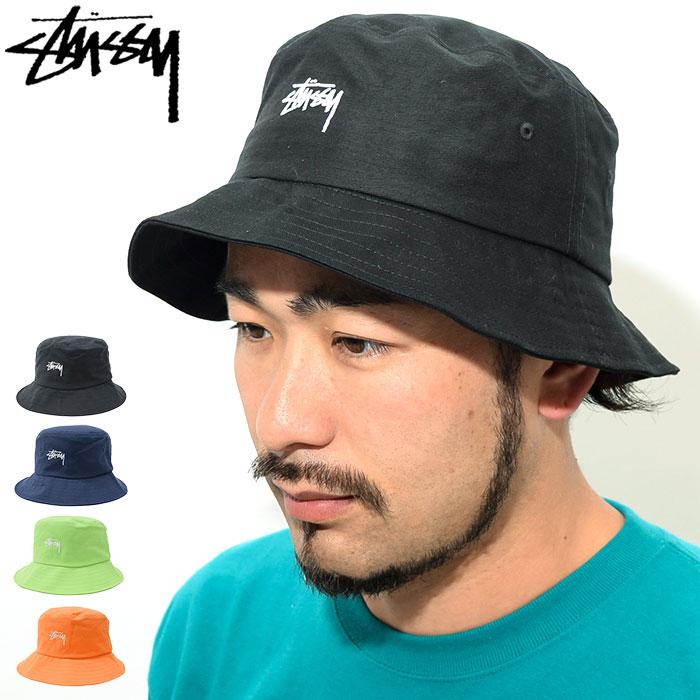 STUSSYステューシーのハット SP19 Stock Bucket Hat01
