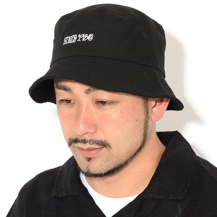 STUSSYステューシーのハット Canvas Wide Brim Bucket Hat02
