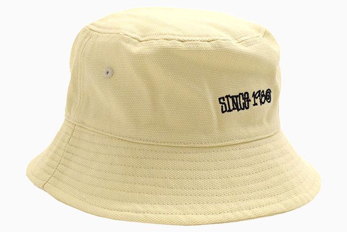 STUSSYステューシーのハット Canvas Wide Brim Bucket Hat07