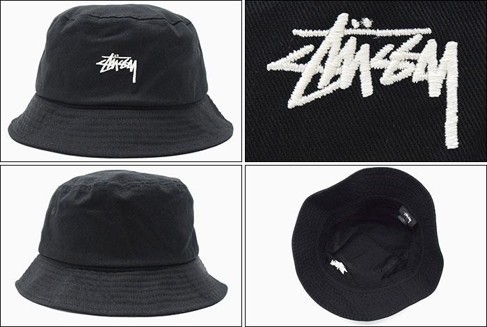 STUSSYステューシーのハット Stock Bucket Hat02