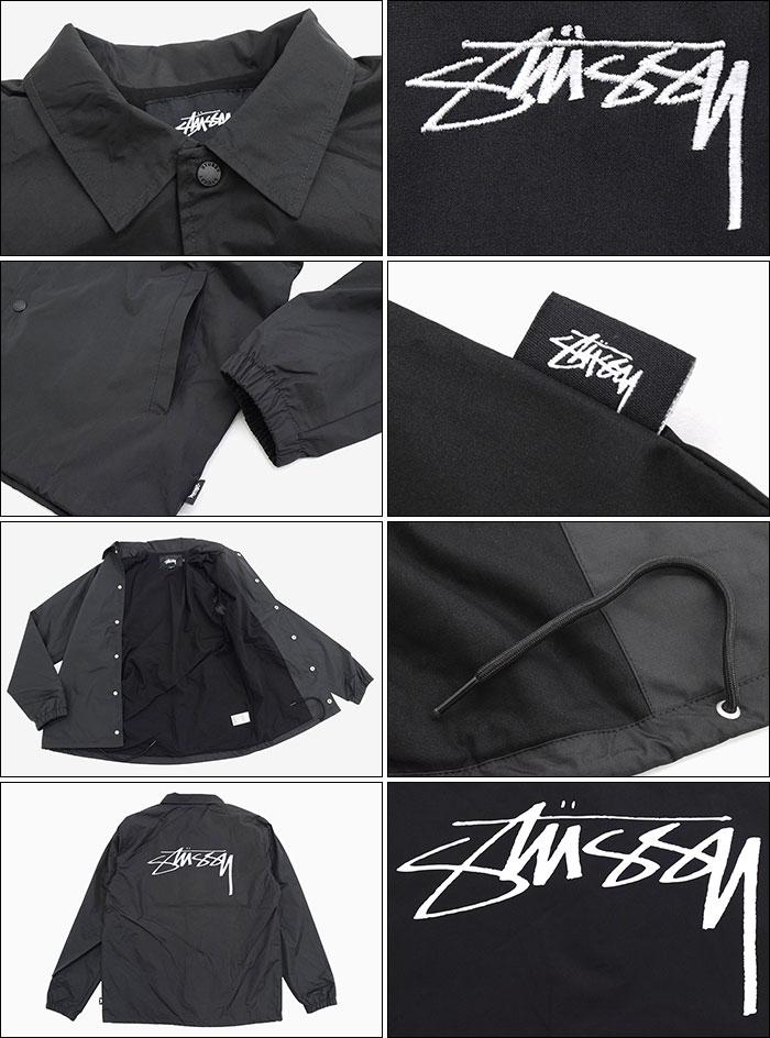 STUSSYステューシーのジャケット Cruize Coach22