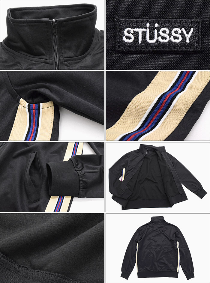 STUSSYステューシーのジャケット Textured Rib Track04