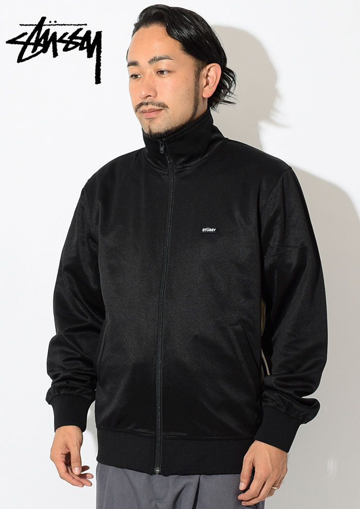 STUSSYステューシーのジャケット Textured Rib Track02