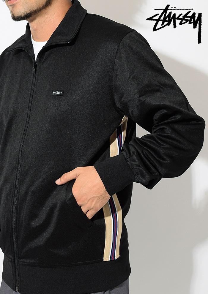 STUSSYステューシーのジャケット Textured Rib Track03