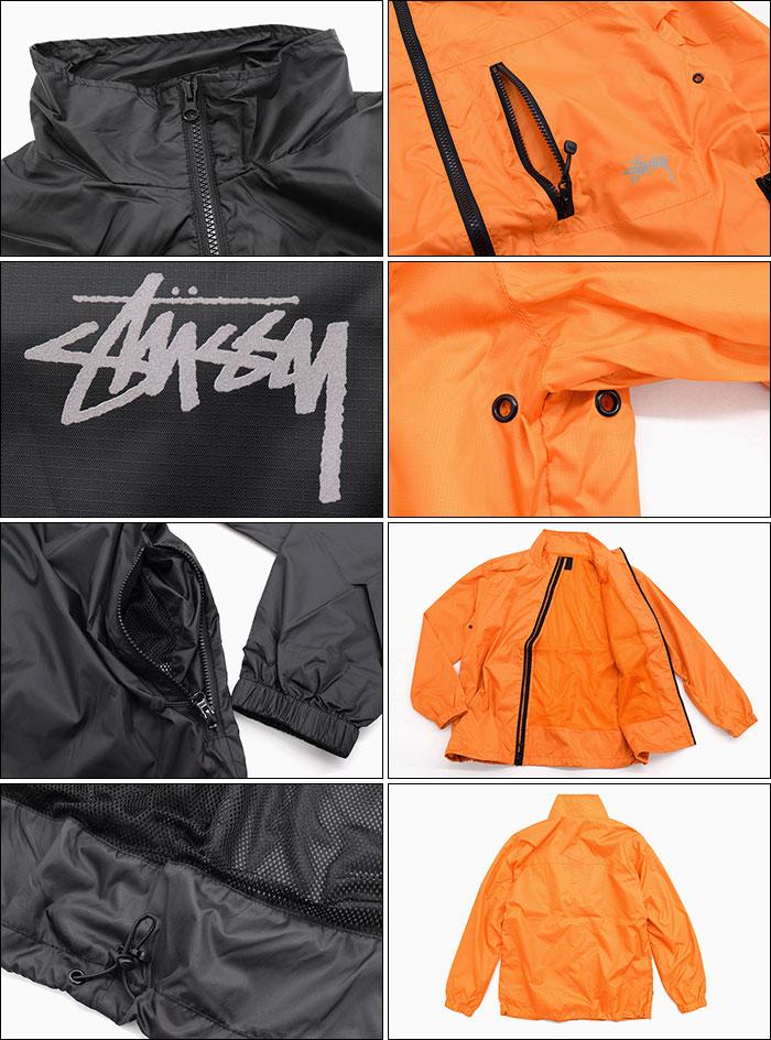 STUSSYステューシーのジャケット Micro Rip05