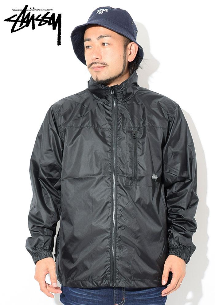 STUSSYステューシーのジャケット Micro Rip02