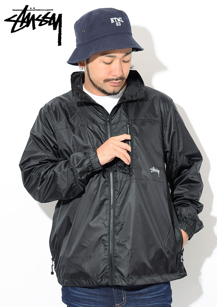 STUSSYステューシーのジャケット Micro Rip03