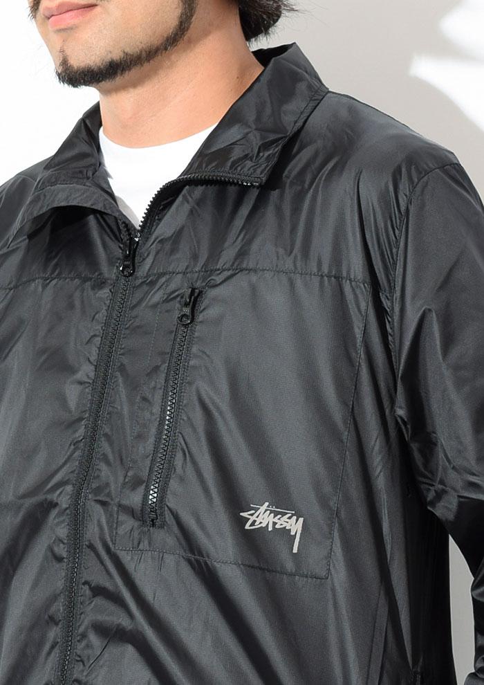 STUSSYステューシーのジャケット Micro Rip04