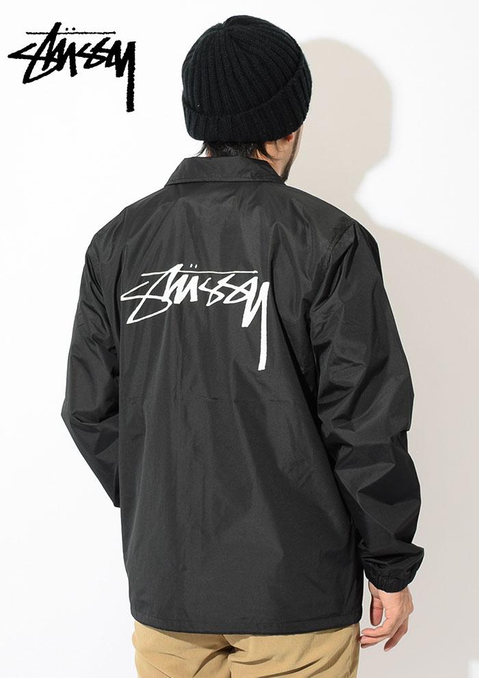 STUSSYステューシーのジャケット Cruize Coach09