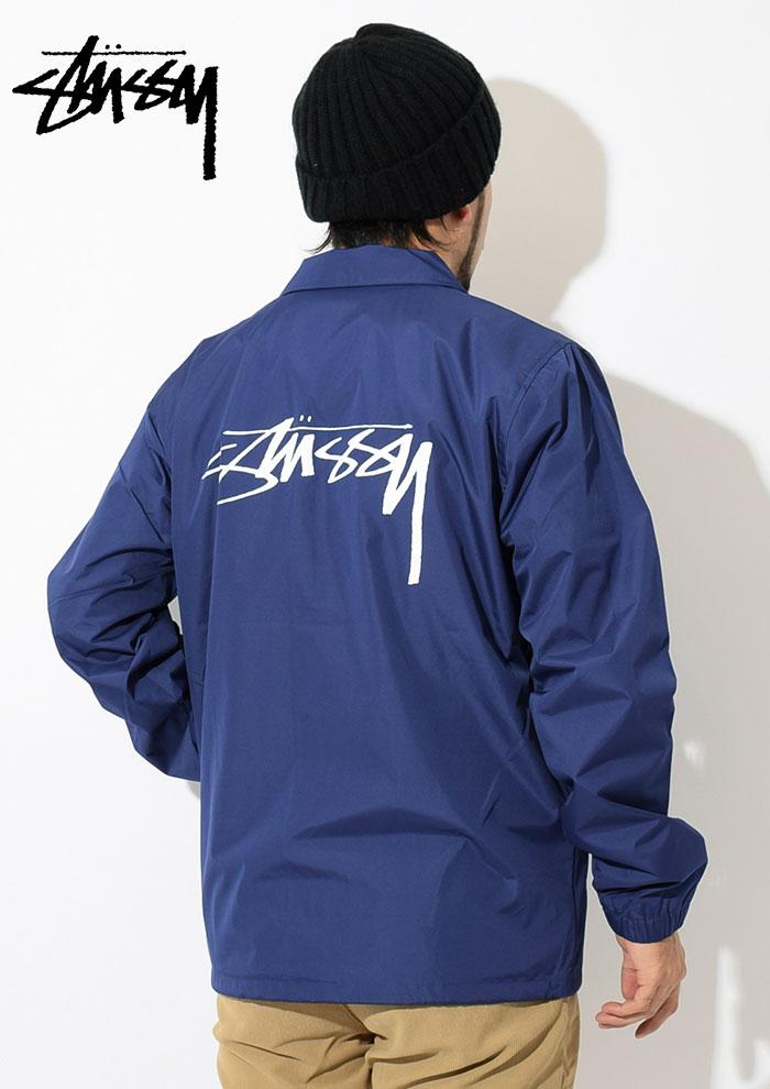 STUSSYステューシーのジャケット Cruize Coach15