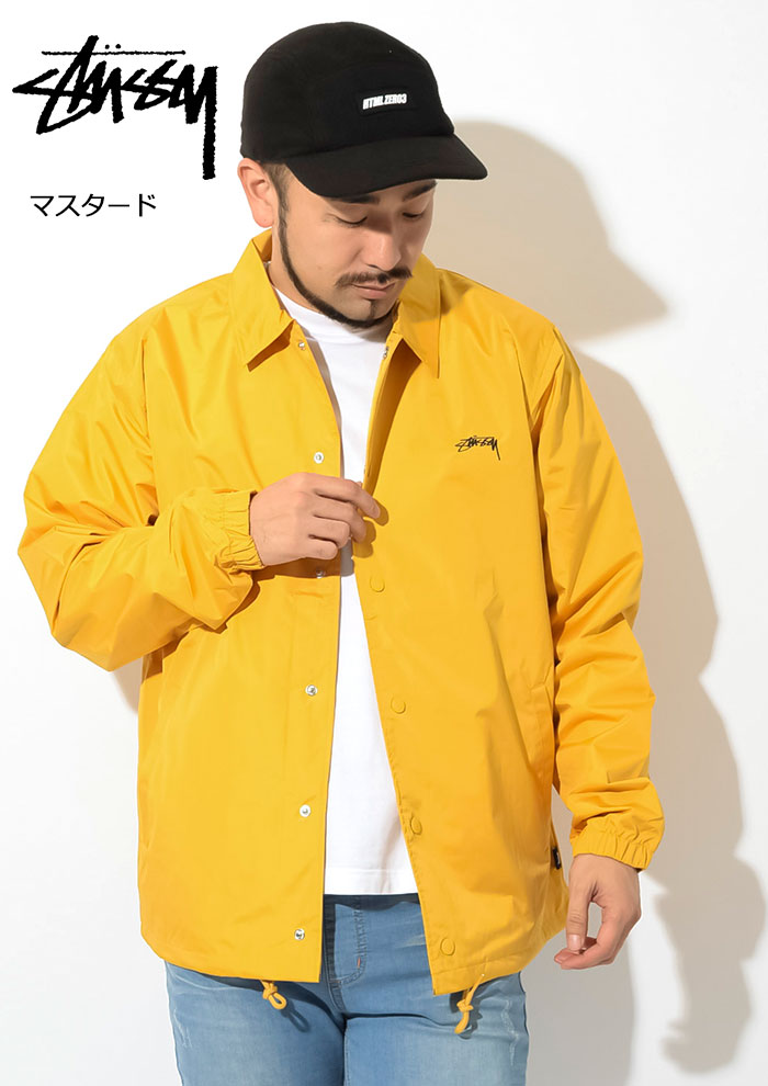STUSSYステューシーのジャケット Cruize Coach18