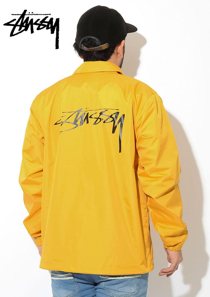 STUSSYステューシーのジャケット Cruize Coach17