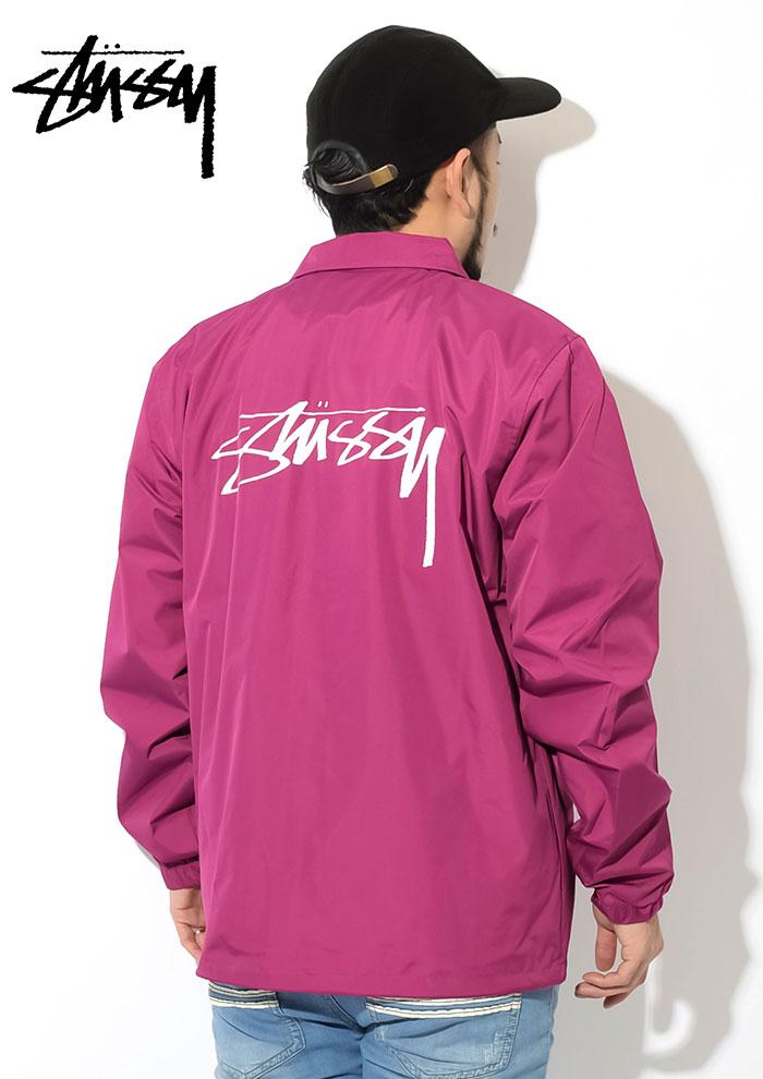 STUSSYステューシーのジャケット Cruize Coach21