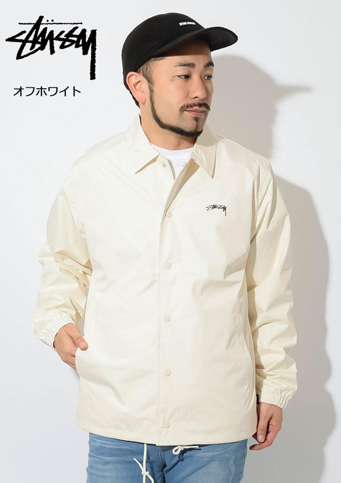 STUSSYステューシーのジャケット Cruize Coach12