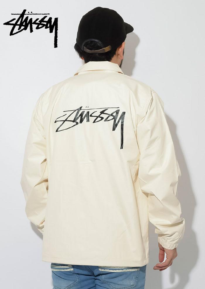 STUSSYステューシーのジャケット Cruize Coach13