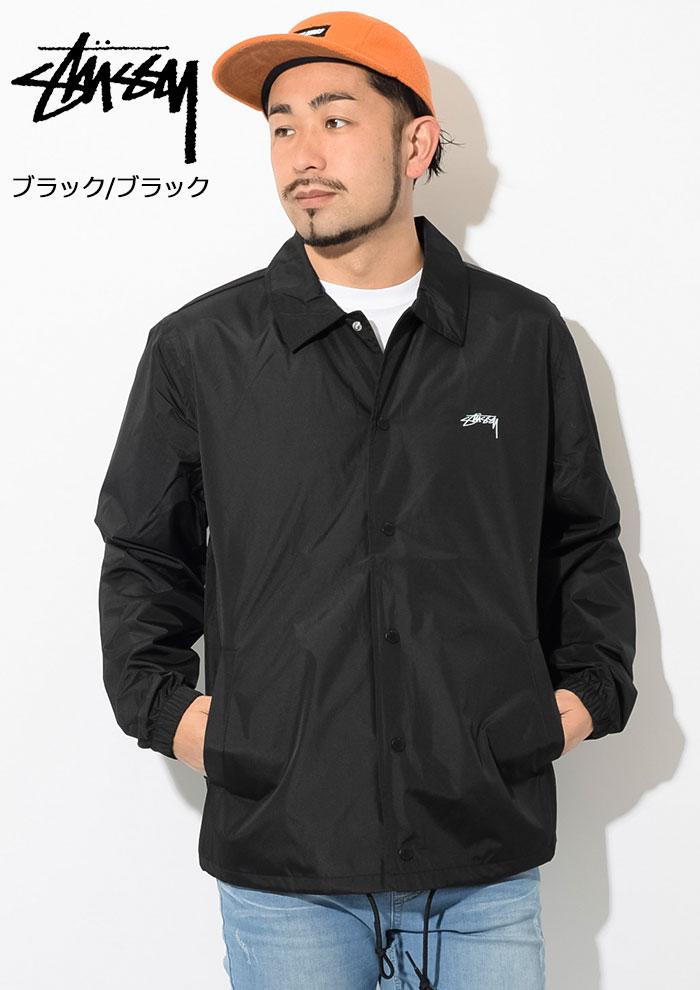 STUSSYステューシーのジャケット Cruize Coach02