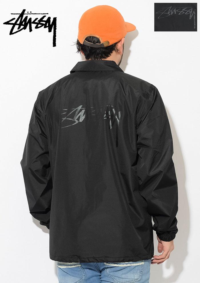 STUSSYステューシーのジャケット Cruize Coach03