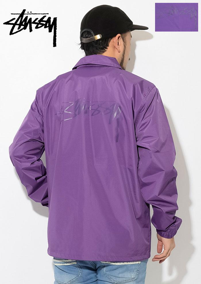 STUSSYステューシーのジャケット Cruize Coach05