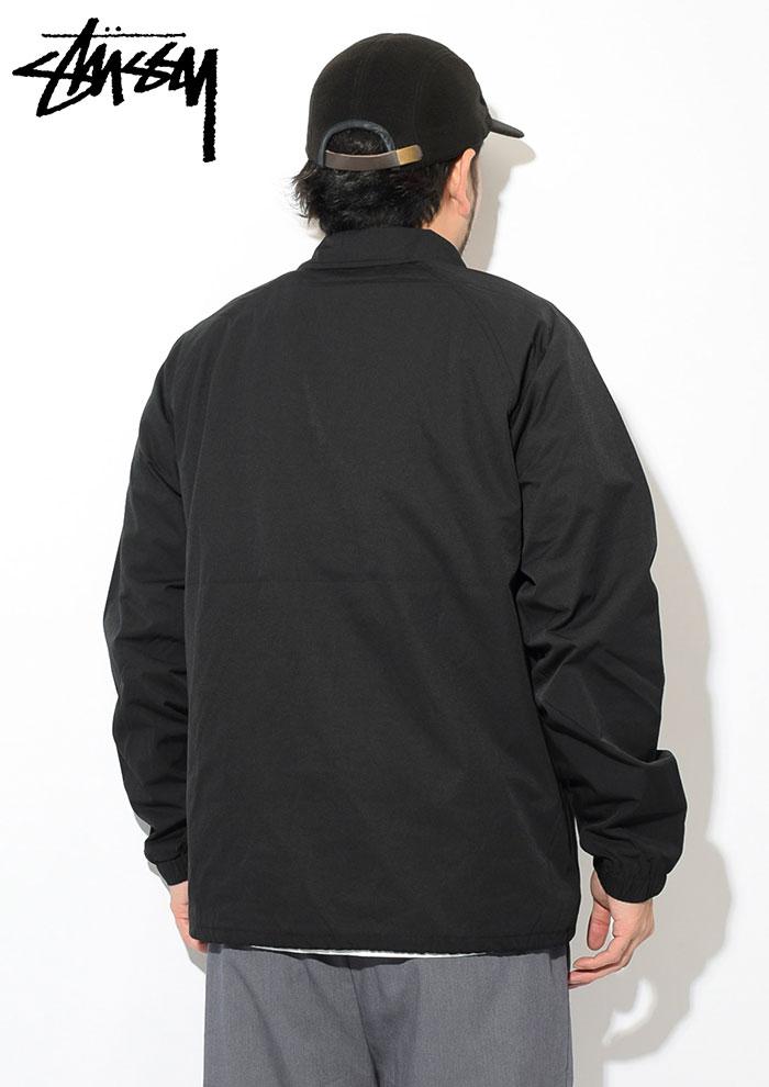 STUSSYステューシーのジャケット Stock International Coach03