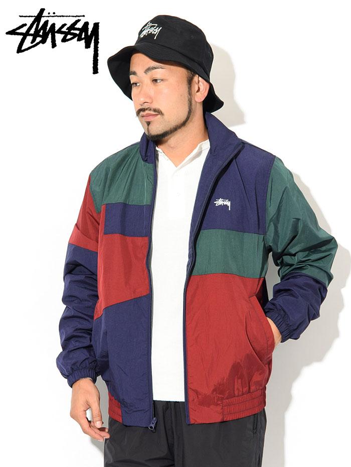 STUSSYステューシーのジャケット Panel Track02