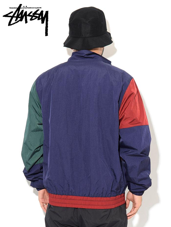 STUSSYステューシーのジャケット Panel Track03