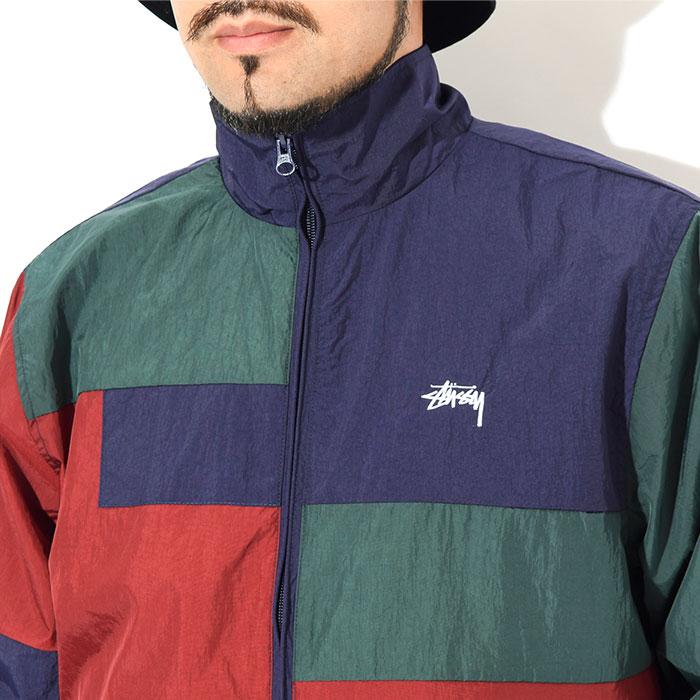 STUSSYステューシーのジャケット Panel Track04