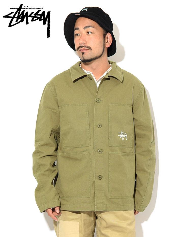 STUSSYステューシーのジャケット Torque02