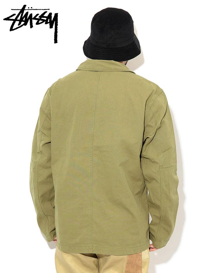 STUSSYステューシーのジャケット Torque03