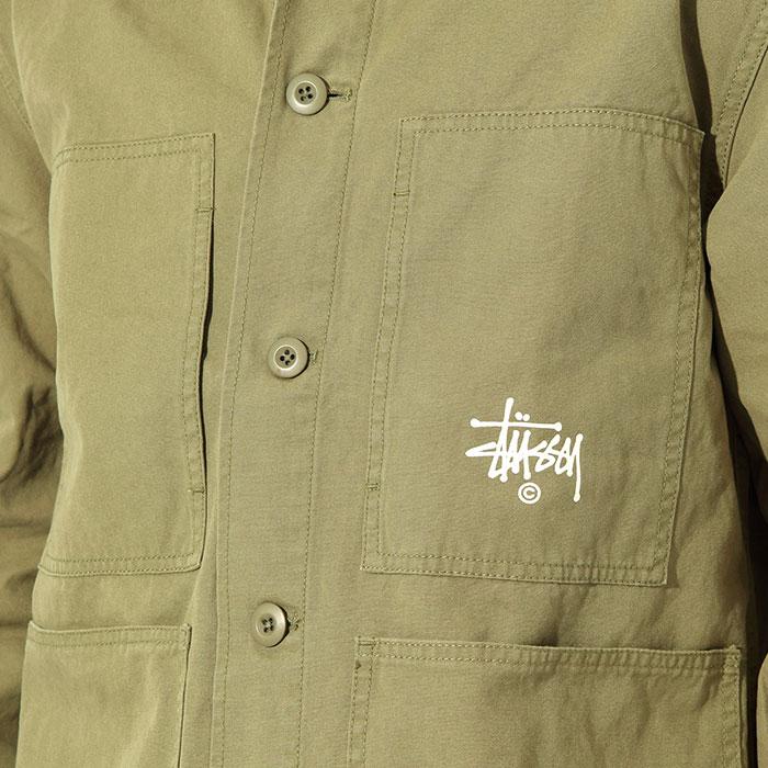 STUSSYステューシーのジャケット Torque04