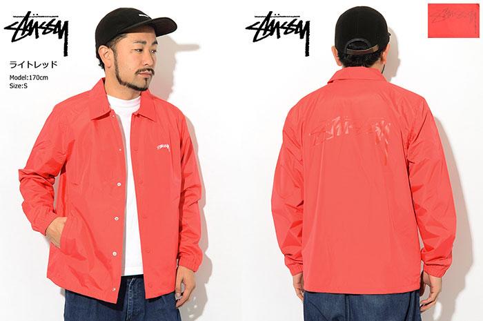 STUSSYステューシーのジャケット Cruize Coach08