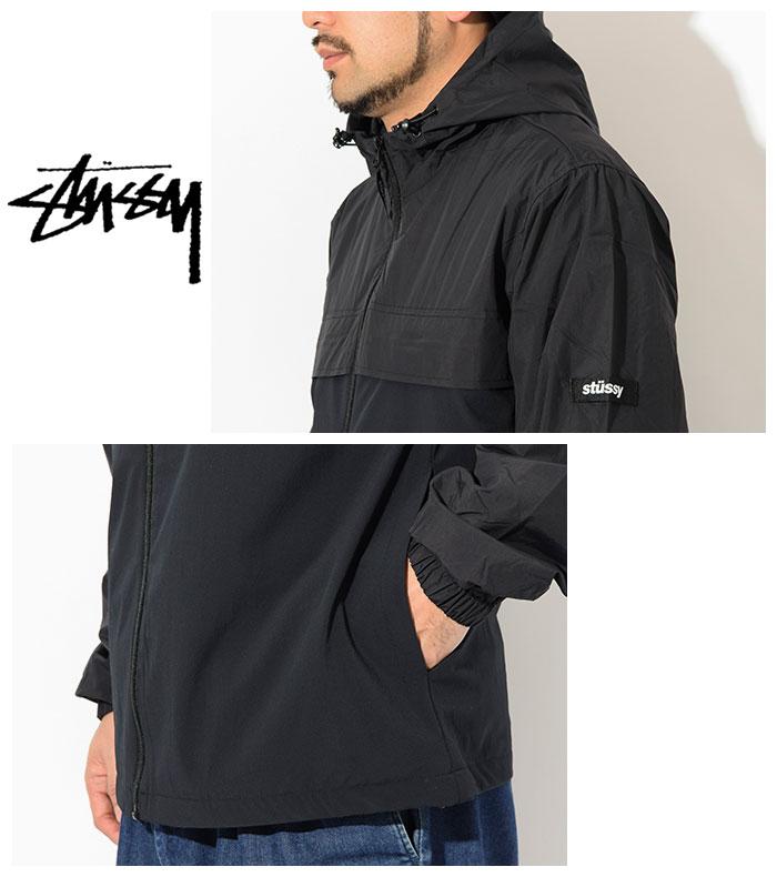STUSSYステューシーのジャケット Trek04