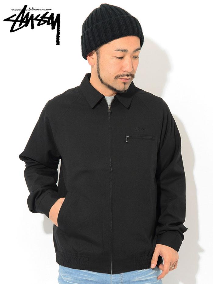STUSSYステューシーのジャケット 19HO Bryan02