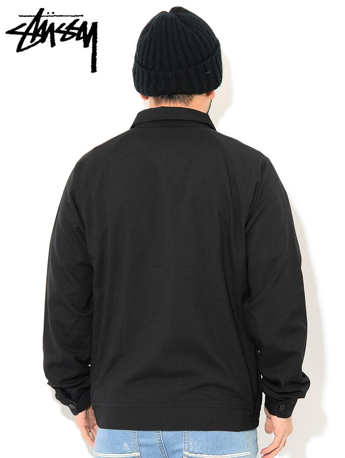 STUSSYステューシーのジャケット 19HO Bryan03