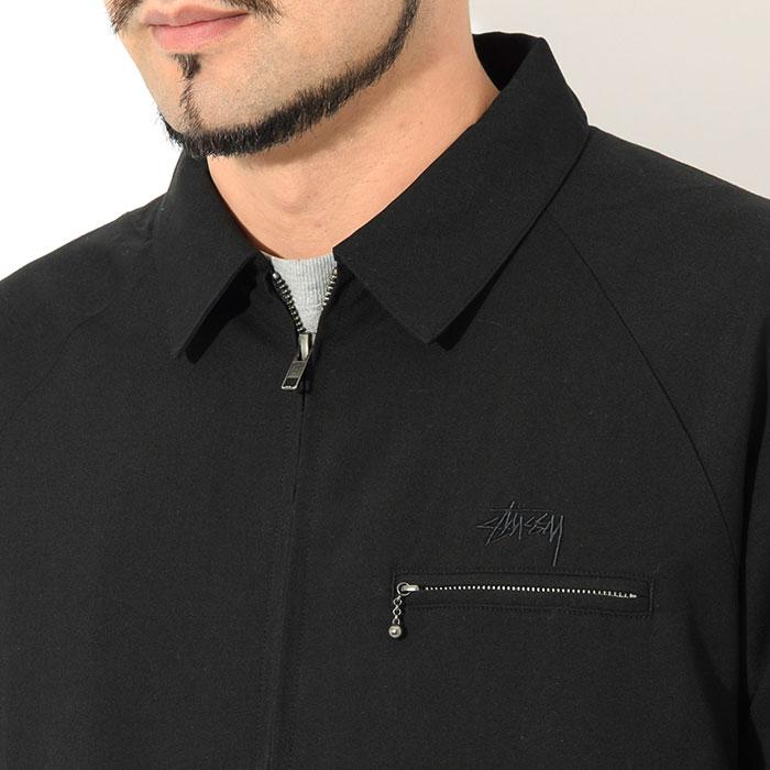 STUSSYステューシーのジャケット 19HO Bryan04