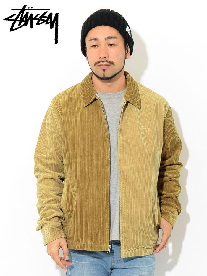 STUSSYステューシーのジャケット Mix Up Cord02