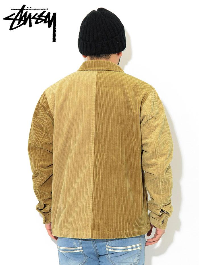 STUSSYステューシーのジャケット Mix Up Cord03
