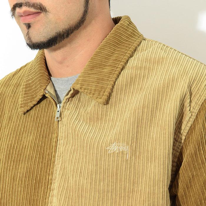 STUSSYステューシーのジャケット Mix Up Cord04