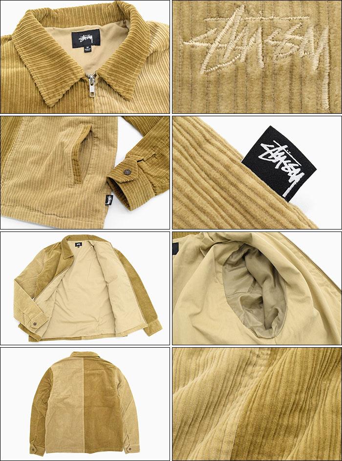 STUSSYステューシーのジャケット Mix Up Cord05