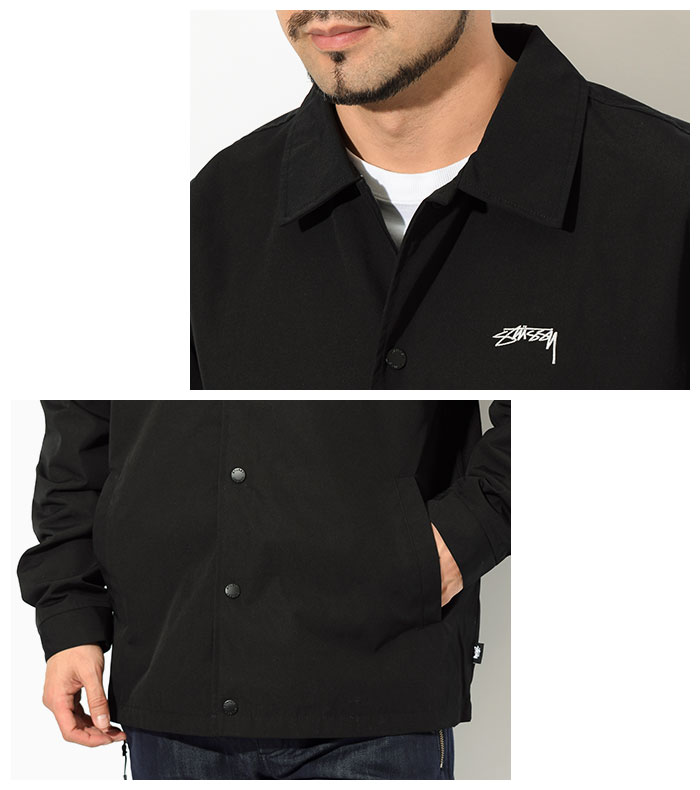 STUSSYステューシーのジャケット Classic Coach05